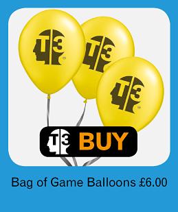 Game Balloons